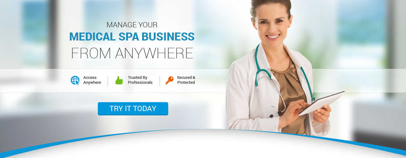 Medical Spa Software